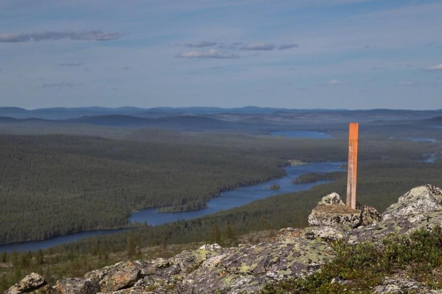 Fell top of Joenkielinen