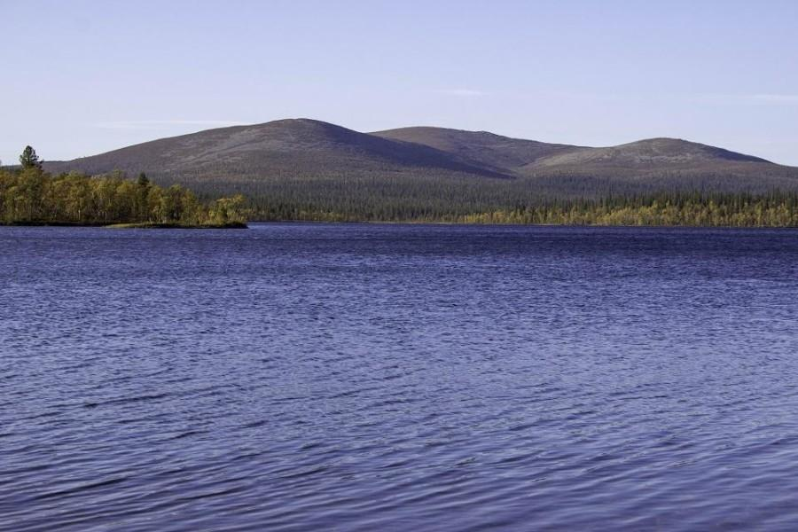 Luirojärvi in UK National Park